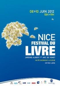 Salon du Livre Nice 2012
