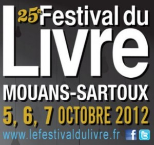 Festival du Livre MS 2012