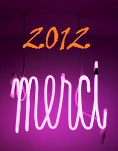 Merci 2012